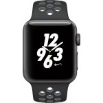 Apple Watch Nike+ 42mm Grey Alu Case with Anthracite Band
