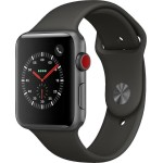 Apple Watch Series 3 LTE Aluminium Grey 42mm