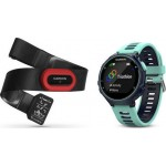 Garmin Forerunner 735XT Run Bundle Frost Blue