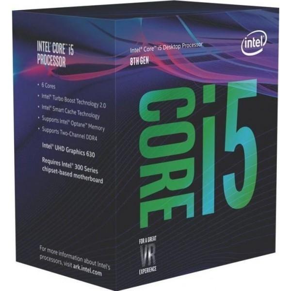 Intel Core i5-8400 Box Processor