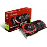 MSI GeForce GTX1050 Ti 4GB (GTX 1050 Ti Gaming X 4G)