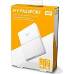 Western Digital My Passport 4TB White