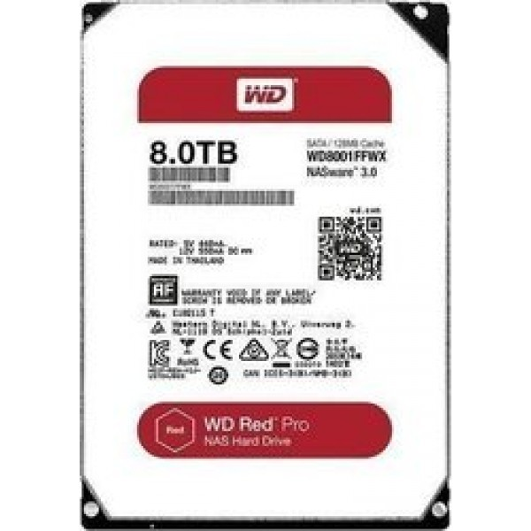 Western Digital WD Red Pro 8TB